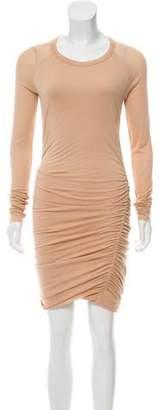 A.L.C. Ruched Knee-Length Dress