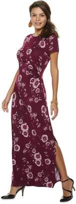 Apt. 9 Women's Draped Maxi Dress