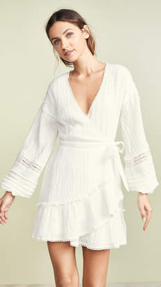 SUBOO Willow Wrap Dress