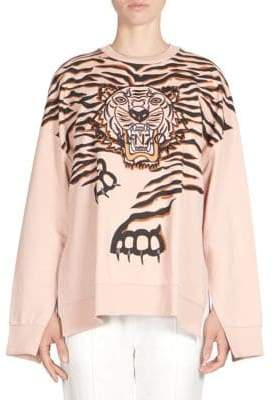 Kenzo Tiger Claw Graphic Sweatshirt