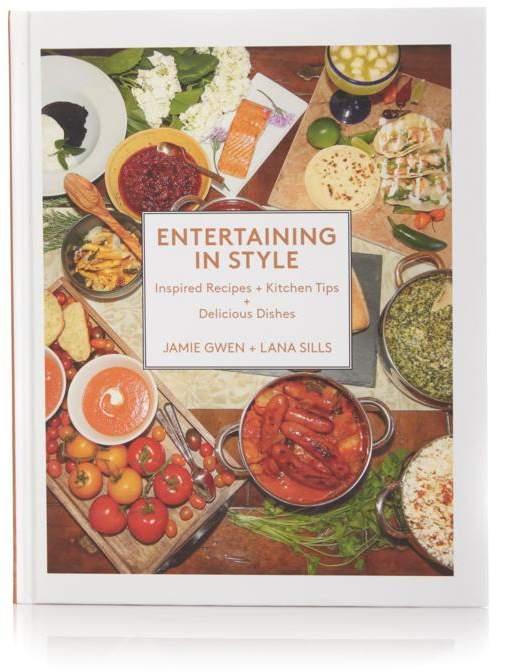 Cookbooks Jamie Gwen