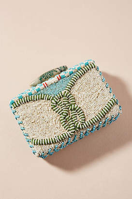 Maliparmi Sea Heart Knotted Clutch
