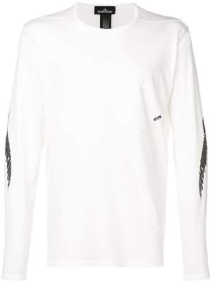 Stone Island Shadow Project chest pocket sweatshirt