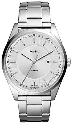 Fossil Men's 'Mathis' Quartz Stainless Steel Casual Watch