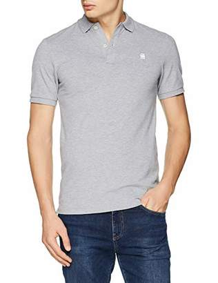 G Star Men's Dunda Slim Polo S\\s Shirt