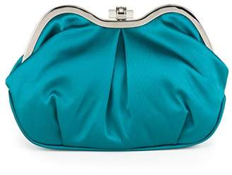 Farfalla Womens 90640 Clutch Teal