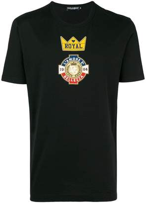 Dolce & Gabbana Royal printed T-shirt