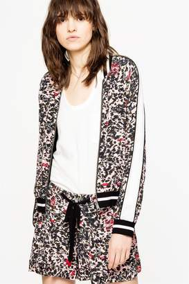 Zadig & Voltaire Billy Leo Othake Jacket