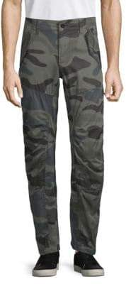 G Star Rovic Cotton Tapered Pants