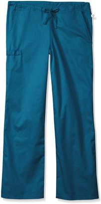 Cherokee Men's Petite Ww Flex with Certainty Short Natural-Rise Drawstring Pant