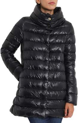 Herno (ヘルノ) - Herno Amelia Down Jacket With Funnel Neck