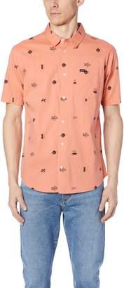 RVCA Mowgli Short Sleeve Shirt