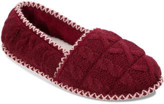 Dearfoams Quilted Slipper - Women's