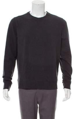 Ralph Lauren Zip-Accented Pullover Sweatshirt