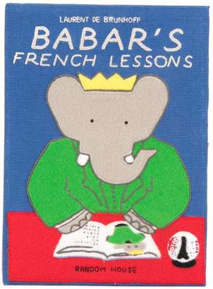 Olympia Le-Tan Babar's French Lessons book clutch