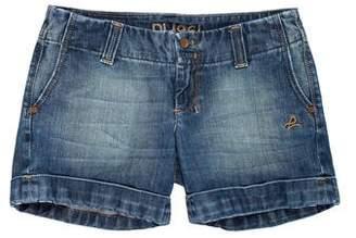DL1961 Lisa Low-Rise Shorts