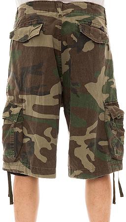 Camo Prep Coterie Cargo Shorts