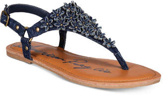 American Rag Zaylee Flat Sandals, Created For Macy's Women's Shoes