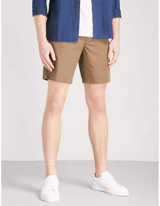 Sandro Pocketed stretch-cotton shorts