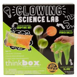 Think Box Glowing Science Lab