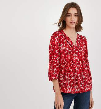 Promod Patterned voile top