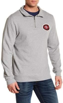 Junk Food Clothing NFL San Francisco 49ers Side Line Pullover