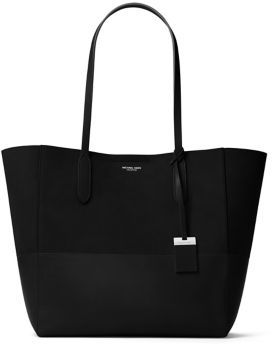 Michael Kors Collection Large Leather Tote $990 thestylecure.com