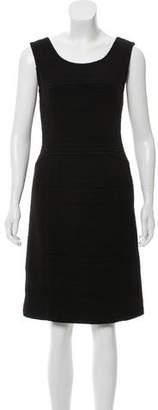 Alberta Ferretti Tweed Sheath Dress w/ Tags