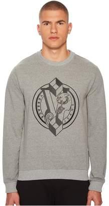 Versace Logo Sweatshirt Men's Sweatshirt