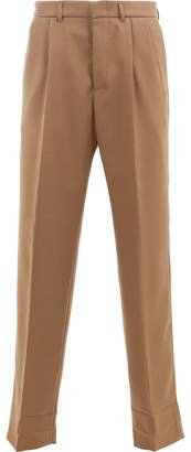 Gucci long loose trousers