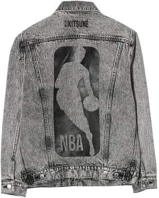 MAISON KITSUNÉ NBA WESTERN JACKET