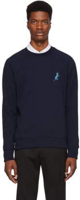 Paul Smith Navy Dino Sweatshirt