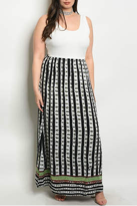 Angela Maxi Tank Dress