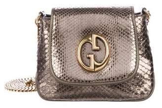 Gucci Small 1973 Crossbody Bag
