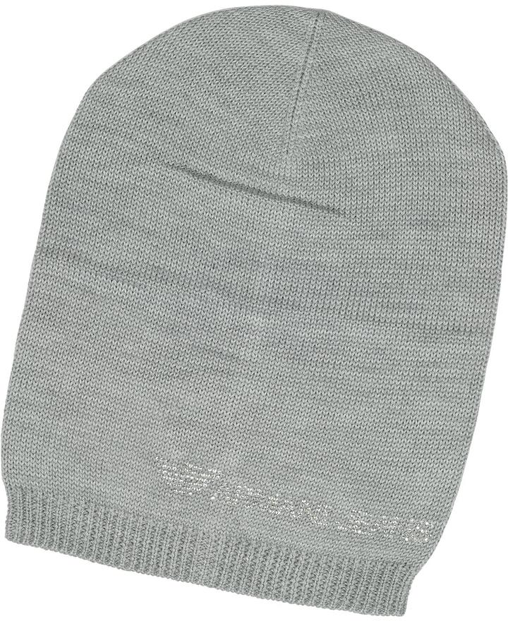 Armani JeansArmani Jeans Crystal Signature Wool Blend Hat