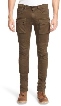 Men's Belstaff 'Felmore' Denim Cargo Pants $395 thestylecure.com