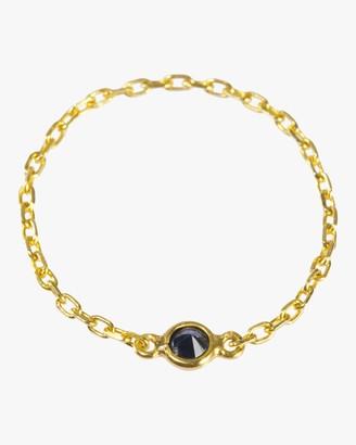 Black Diamond Yi Collection Reverse Set Chain Ring