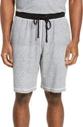Daniel Buchler Stretch Cotton & Modal Shorts