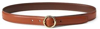 Banana Republic Circle Buckle Trouser Belt