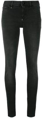 Philipp Plein Flora skinny jeans