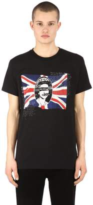 Boy London Sex Pistols Print Jersey T-Shirt