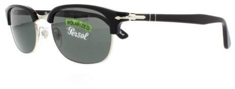 Persol Rectangle Sunglasses PO8139S 95 58 52 POL