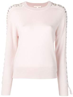 Jonathan Simkhai ring detail jumper