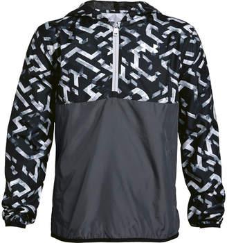 Under Armour Boys' Sackpack Half-Zip Packable Jacket