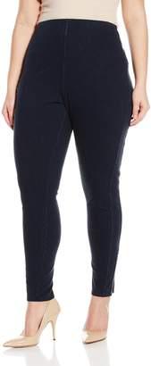 Lysse Women's Plus-Size Noho Denim Zip
