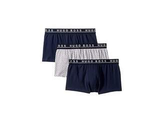 HUGO BOSS 3-Pack Cotton Stretch Trunk