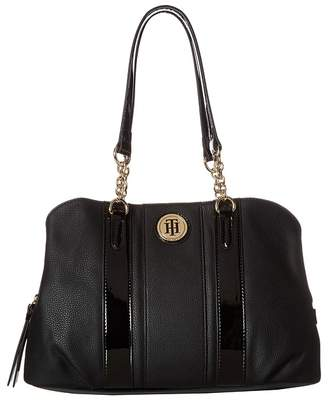 Tommy Hilfiger Agnes Satchel Satchel Handbags