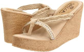 Sbicca Jewel Women's Wedge Shoes