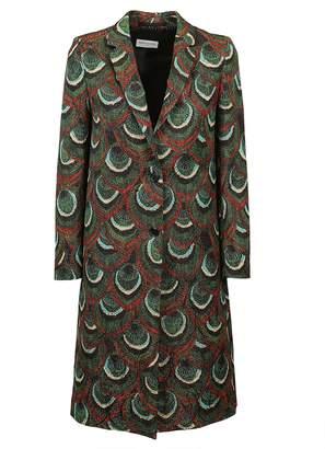 Dries Van Noten Brocade Coat