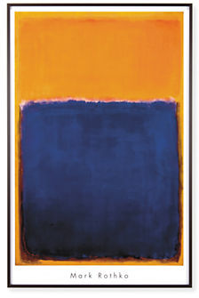 Room & Board Rothko, Untitled, 1950